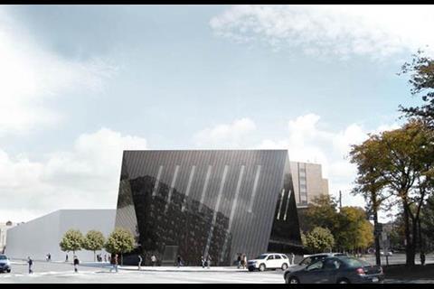 Cleveland Museum of Contemporary Art, FOA